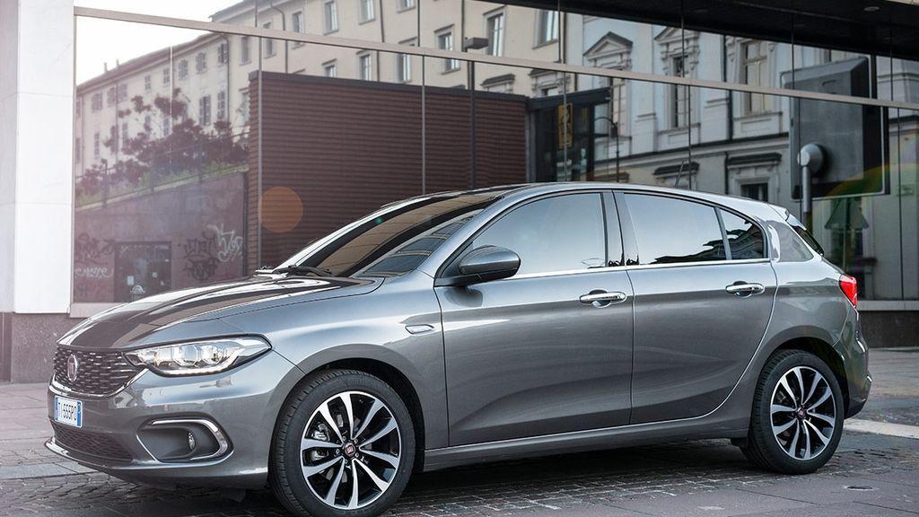 Fiat Tipo por 11.390 € financiado o cómo llevarse mucho por poco