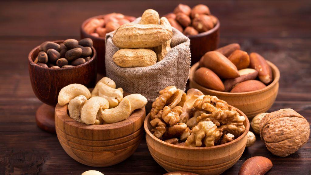 Alergia a los frutos secos: pequeños pero matones