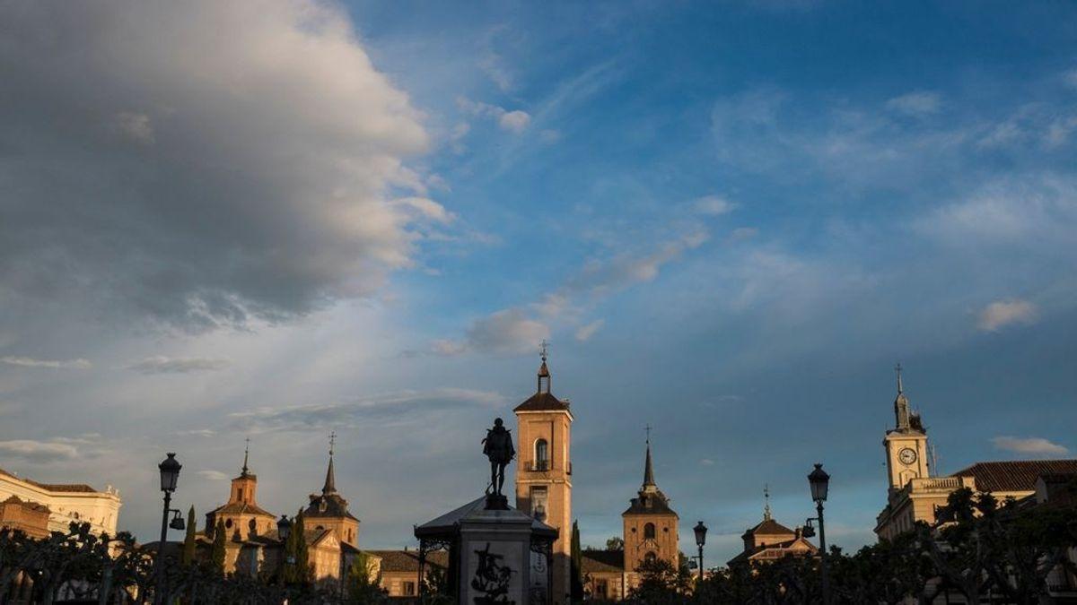 Alcalá de Henares se libra de la aplicación del estado de alarma en Madrid