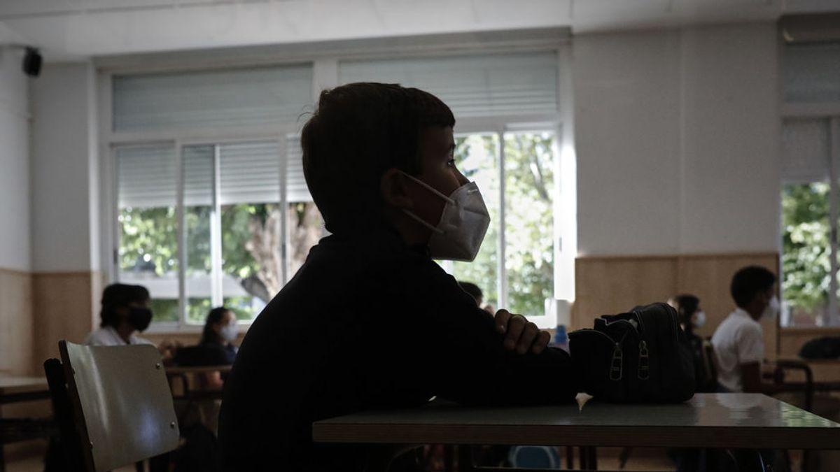 """Cómo afrontar el miedo al COVID en las aulas: """"Los niños más asustados son los que han vivido el virus de cerca"""""""