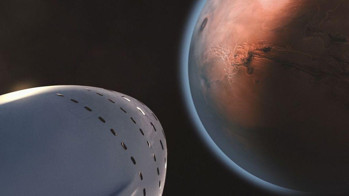 Imagen de archivo de Space X