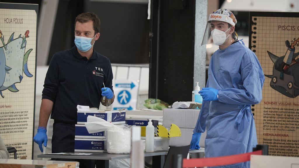 Navarra registra un nuevo máximo de contagios desde el inicio de la pandemia, con 463 casos en un día