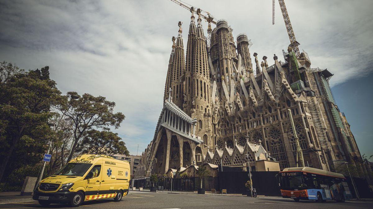 Los contagios se aceleran en Cataluña