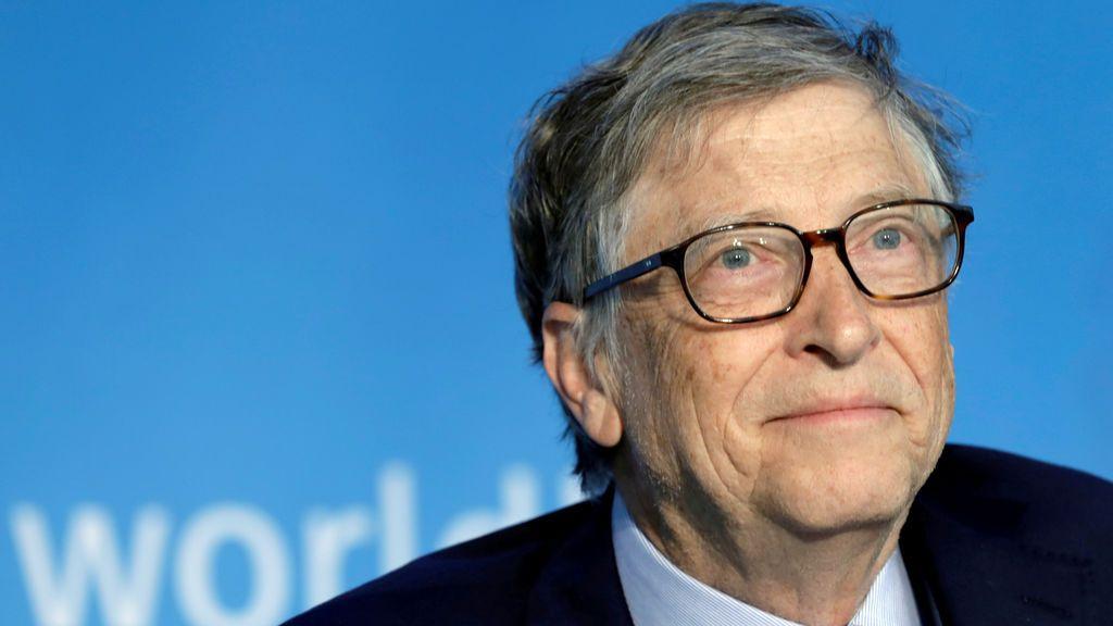 """Bill Gates considera una alternativa """"prometedora"""" el tratamiento que recibió Trump contra el coronavirus"""