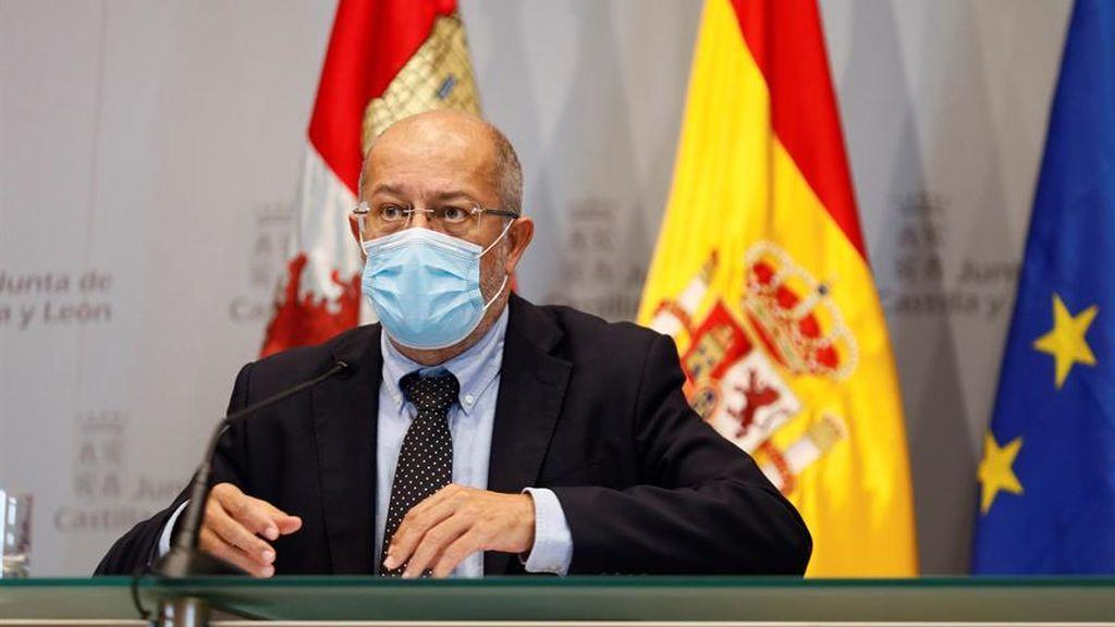 """Igea califica de """"muy preocupante"""" la situación en Castilla y León: """"Este fin de semana por favor quédense en casa"""""""