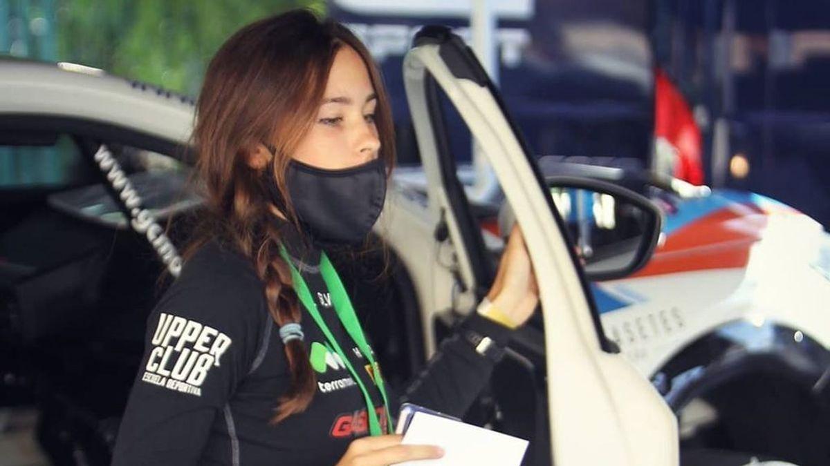 Muere Laura Salvo mientras disputaba un rally en Portugal: ha sufrido un accidente a sus 21 años