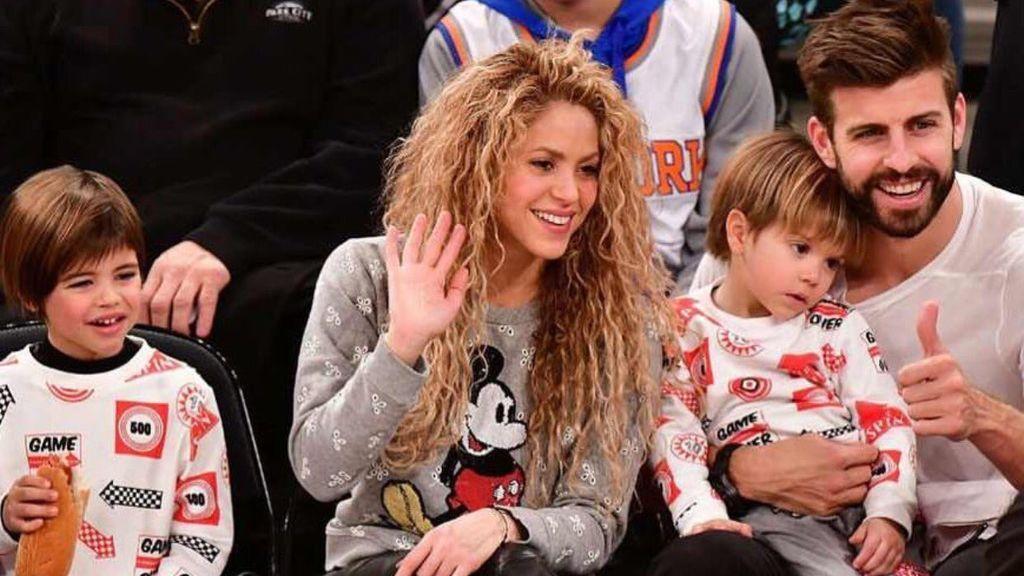"""Piqué y Shakira, orgullos del compromiso de sus hijos con el medioambiente: """"Una vez dimos una vuelta a la manzana cogiendo toda la basura que estaba en la calle"""""""