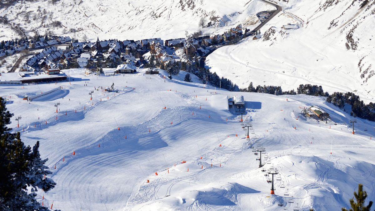 Cómo se clasifican las pistas de esquí: colores y características