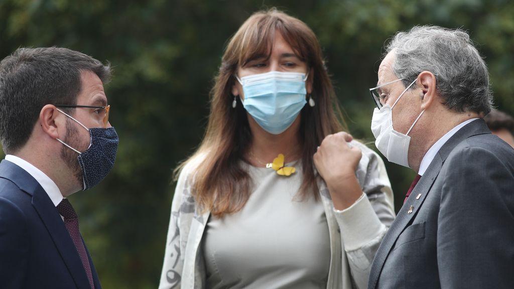 Laura Borrás dispuesta a ser candidata a la Presidencia de la Generalitat en las próximas elecciones