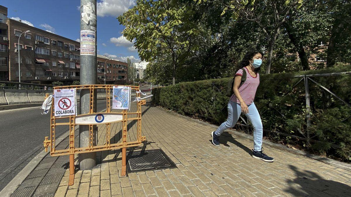 Madrid restringe la movilidad en siete zonas básicas que no están afectadas por el estado de alarma