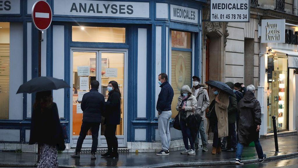 Toulouse y Montpellier pasan a ser zonas de alerta máxima en Francia, que registra un fuerte descenso de casos