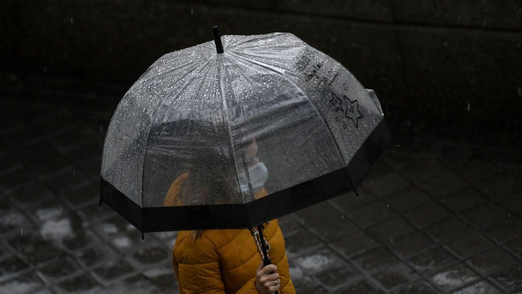 El tiempo, comunidad a comunidad: notable caída de las temperaturas en toda España