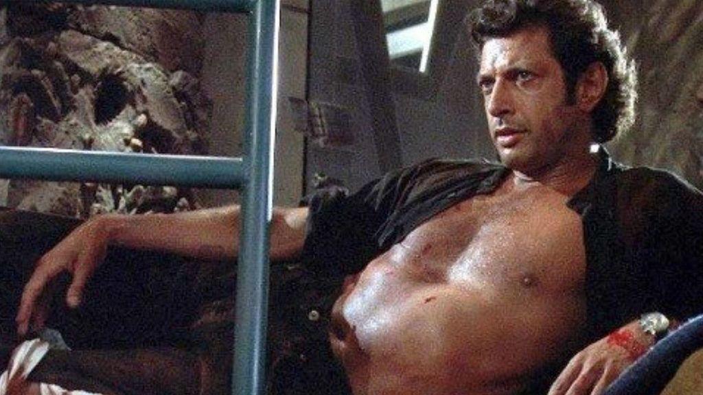 """Jeff Goldblum recrea a sus 67 años una de las escenas más icónicas de 'Jurassic Park': """"Cómo pasa el tiempo"""""""