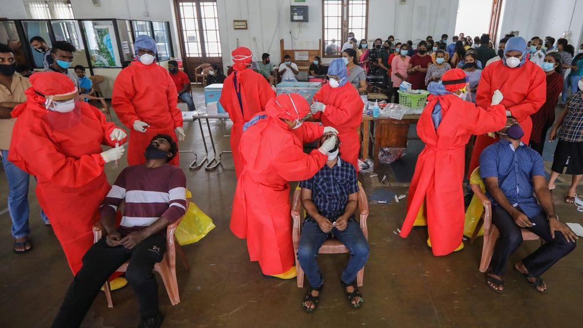 Brote de coronavirus en una empresa que fabricaba mascarillas: más de 1.000 trabajadores han dado positivo