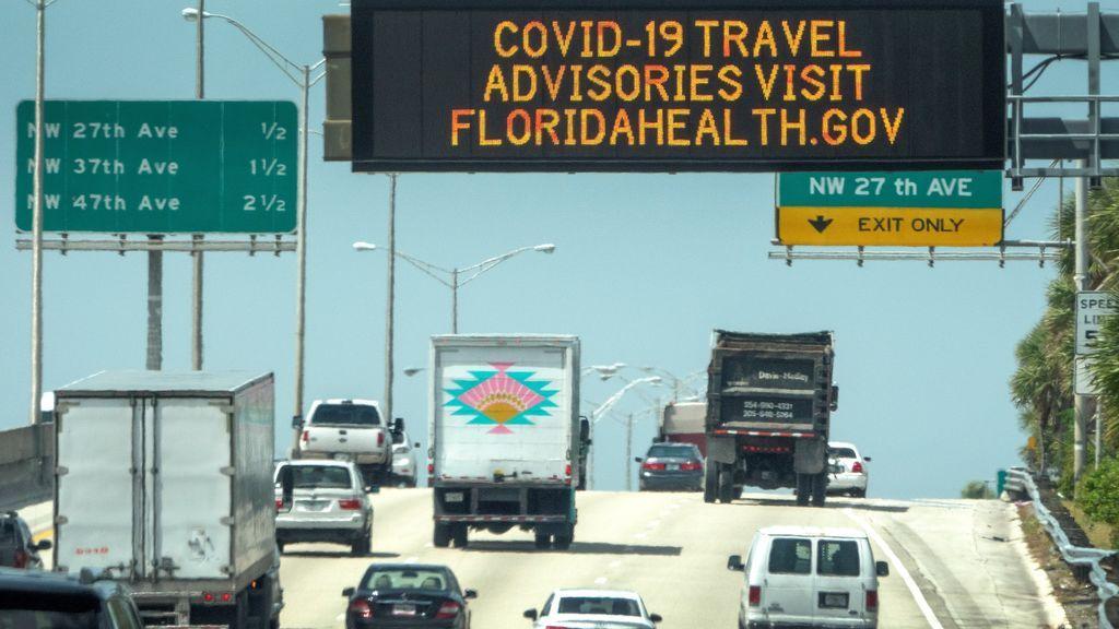 Florida suma 5.570 casos y 178 muertes por covid-19