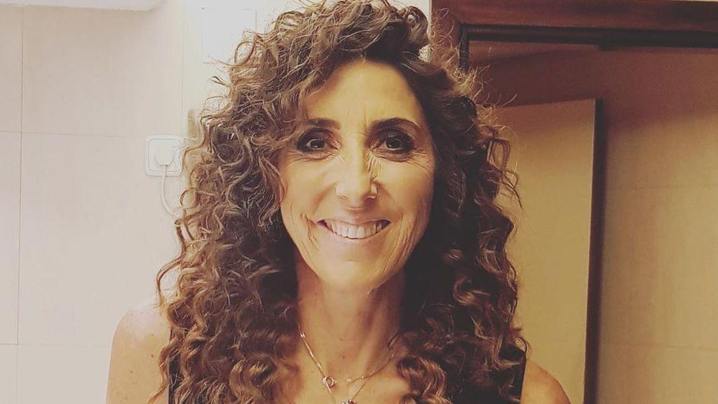 Paz Padilla se emociona al ver un recuerdo que dejó su marido Antonio en su casa