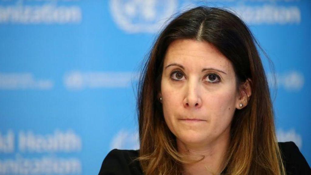 Maria Van Kerkhove, directora técnica de la OMS