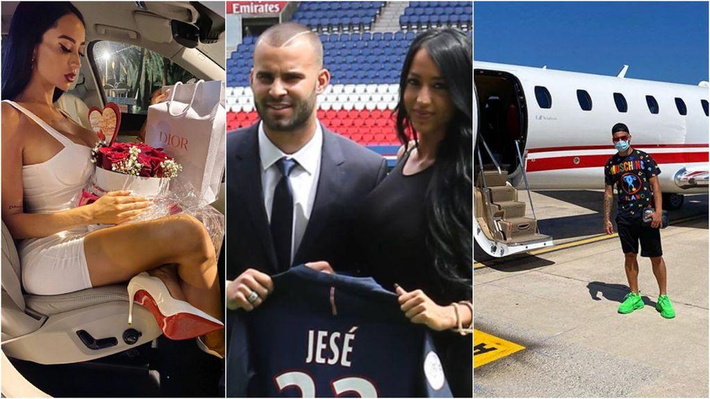 La carrera rota de Jesé, 'el futuro Balón de Oro': líos amorosos, escándalos y una vida millonaria en París