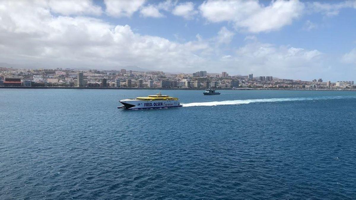 Muere una submarinista tras quedar atrapada en un pecio a 41 metros de profundidad en Gran Canaria