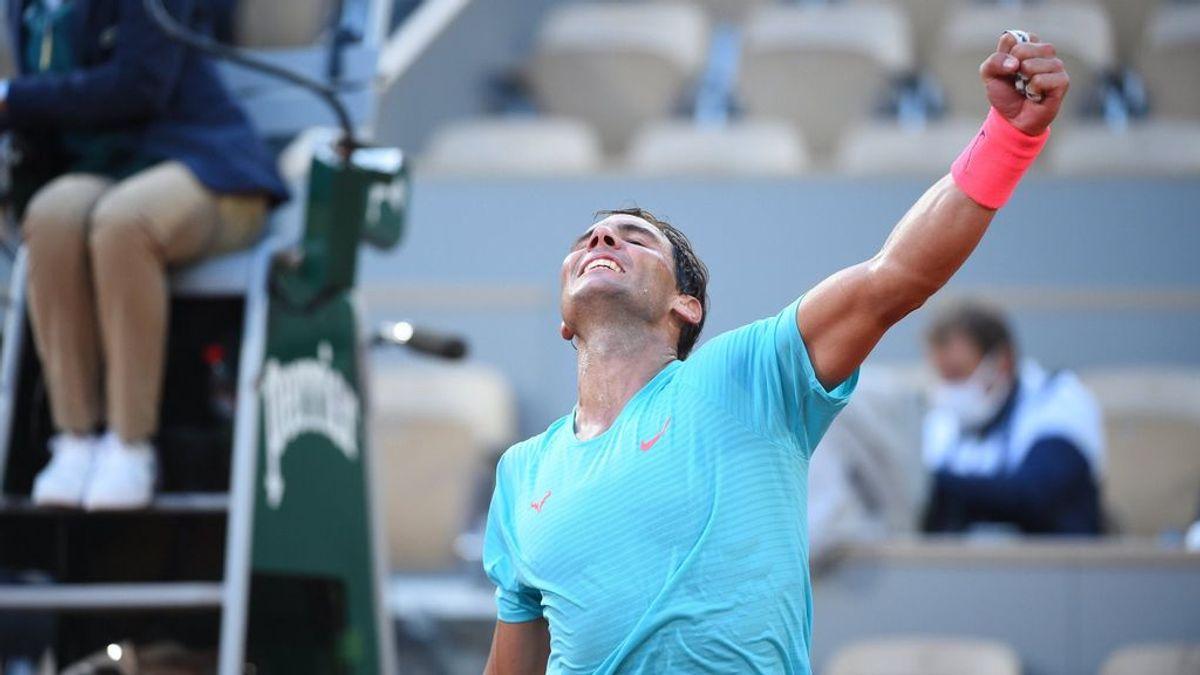 Lo ha vuelto a hacer: Nadal gana a Djokovic y se hace con su decimotercer Roland Garros