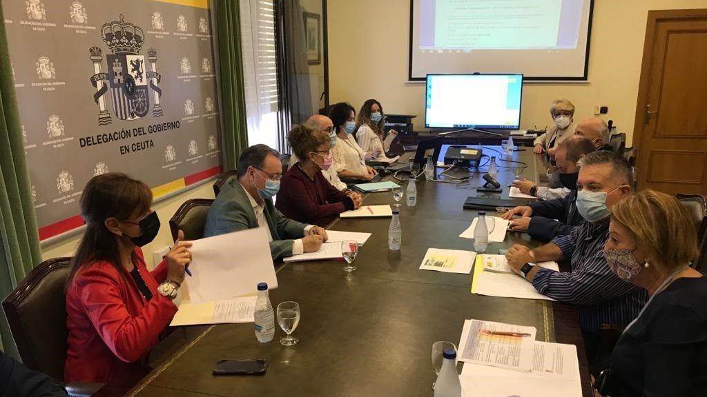 Consejería de Sanidad del Ejecutivo de Ceuta que preside Juan Vivas (PP)