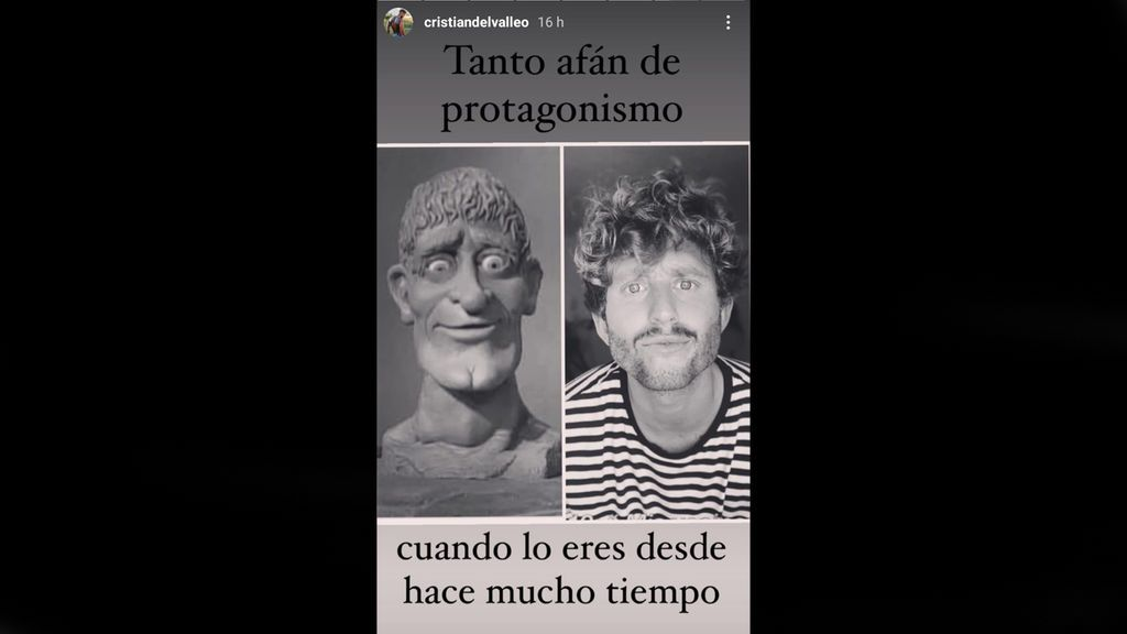 Foto del Instagram de @cristiandelvalleo