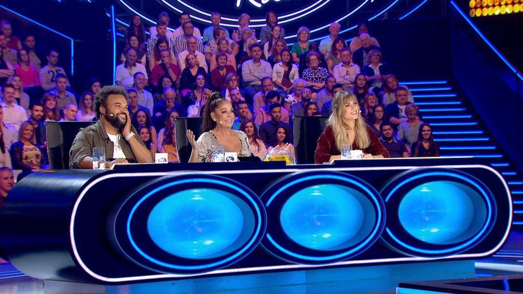 Actuaciones innovadoras que dejan al jurado boquiabierto Idol Kids Temporada 1 Programa 6