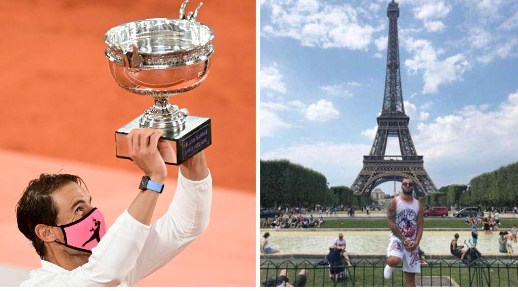 """Jesé, objeto de mofas tras la victoria de Nadal en Roland Garros: """"Sigue siendo el español que más copas ha levantado en París"""""""