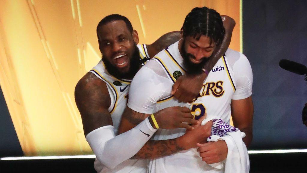 Los reyes de la NBA: palmarés por equipos