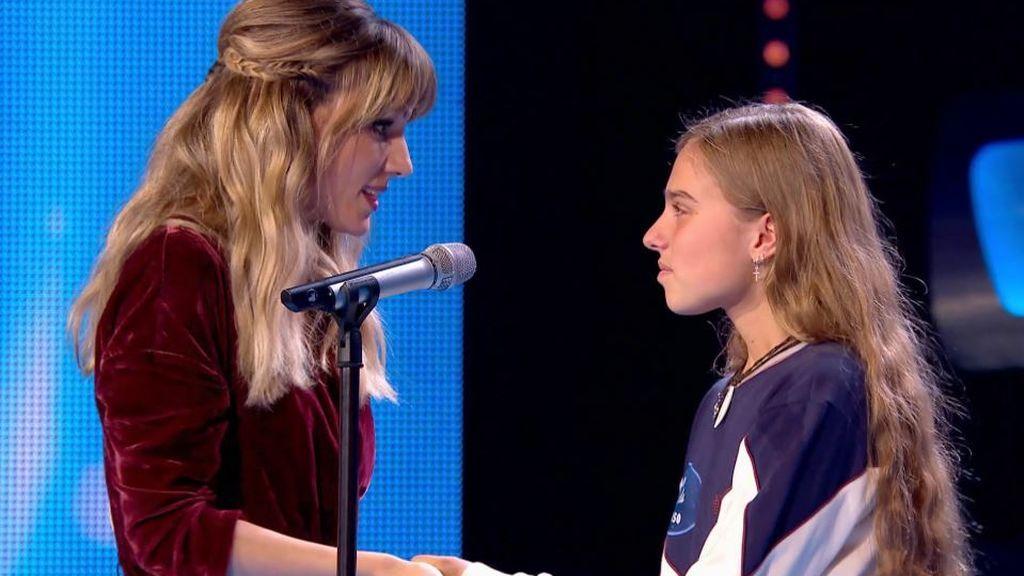 """Laura supera su miedo escénico en 'Idol Kids' con una brillante actuación al piano: """"Deja todo lo malo atrás"""""""
