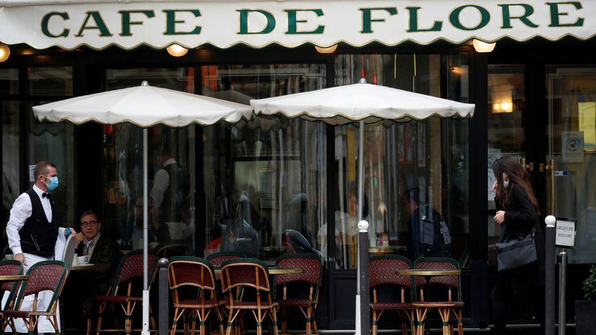 El Gobierno francés no descarta confinamientos locales si las cosas empeoran