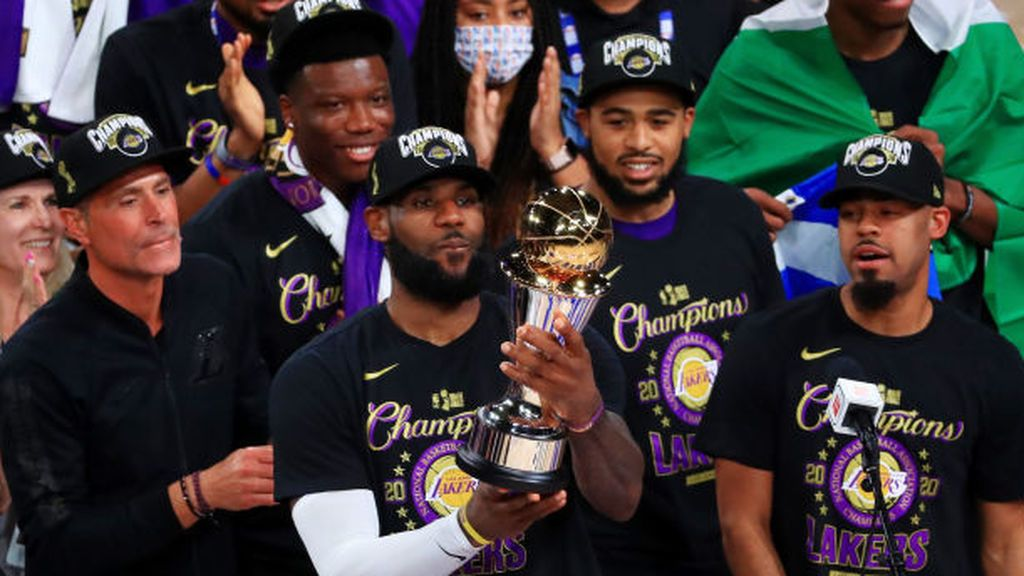 Los jugadores de la NBA con más anillos de campeón: quién ha ganado mas títulos