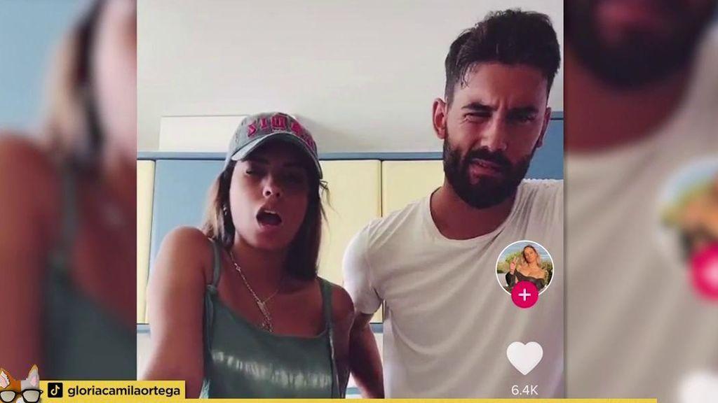 Gloria Camila y su novio: celos, amor y muchas preguntas íntimas
