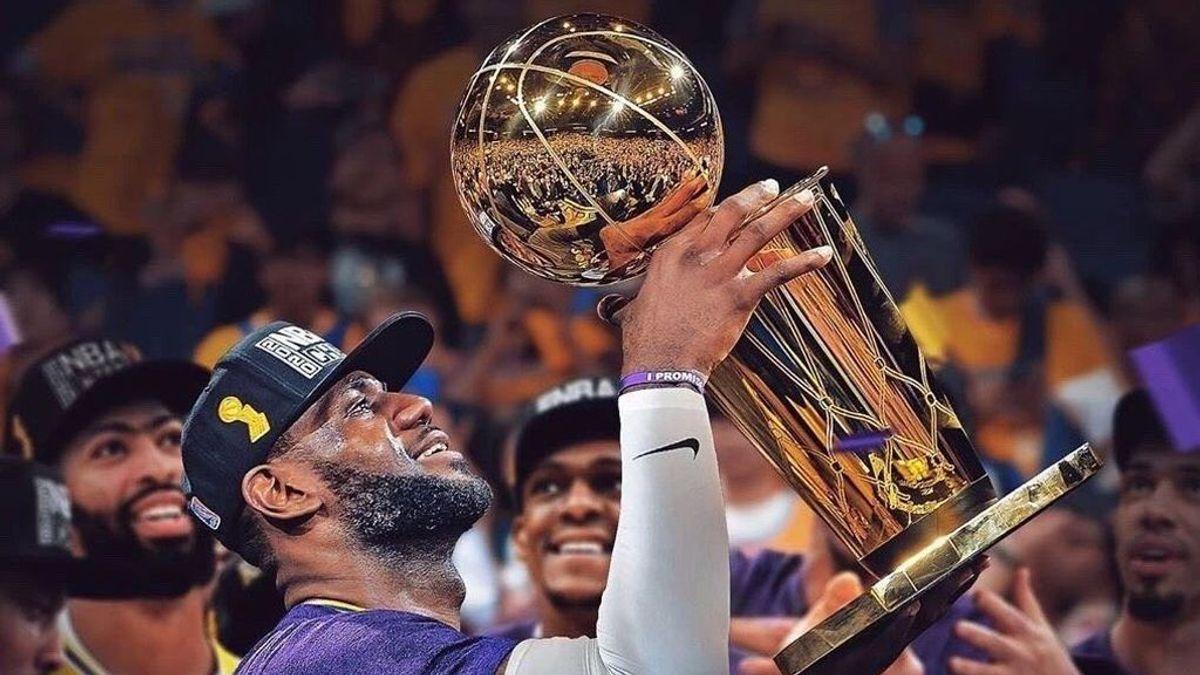 Lebron James y su historia en la NBA: larga vida al Rey