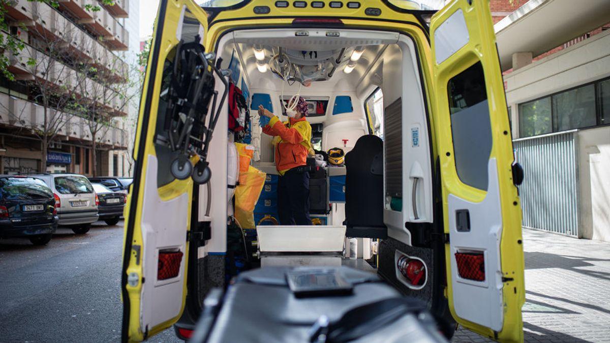 Cataluña registra 1.843 casos de Covid-19 y 16 fallecidos más en las últimas 24 horas
