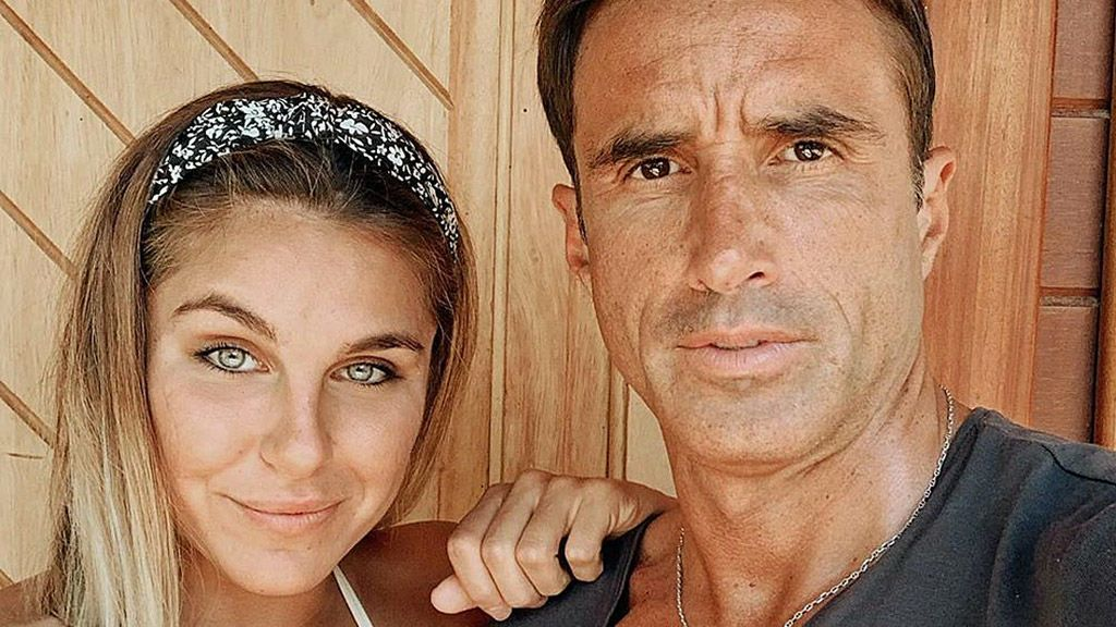 Ivana Icardi se derrite con el hijo de Hugo Sierra y Adara Molinero
