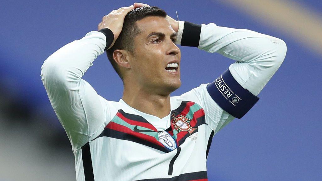 Cristiano Ronaldo, positivo por coronavirus