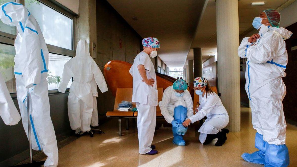 España baja a 7.118 casos de coronavirus y 80 muertes, sin los datos de Andalucía