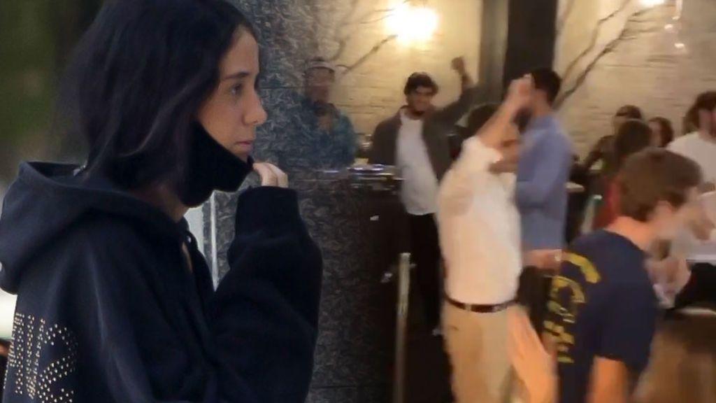 Victoria Federica estuvo en la polémica fiesta sin mascarillas del barrio de Salamanca