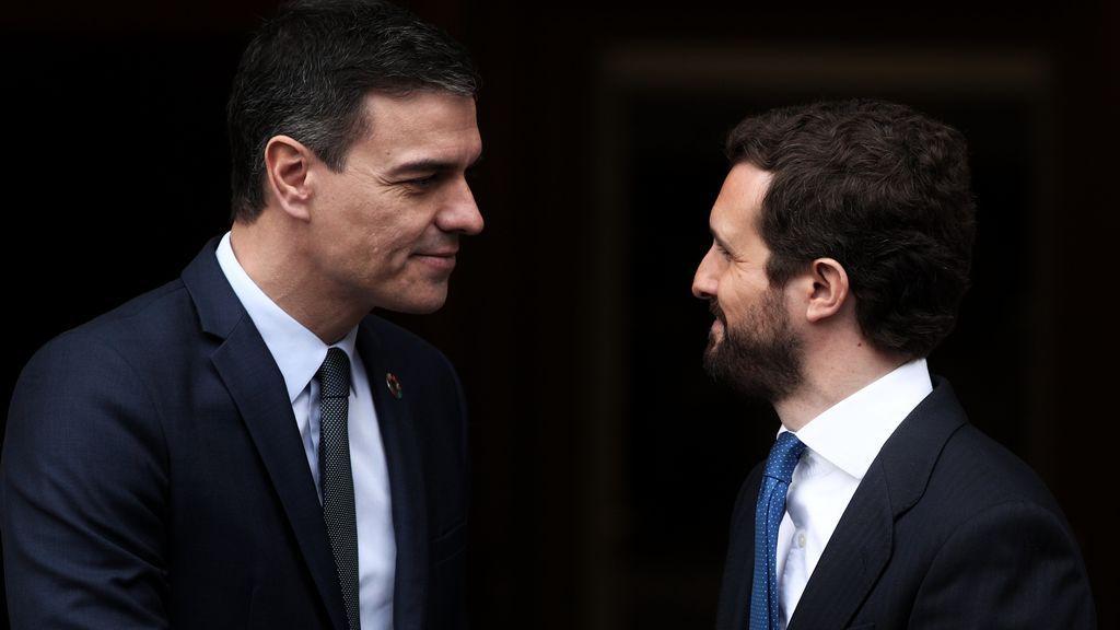 Casado anuncia recursos en el Constitucional y ante Europa si el Gobierno cambia la elección de jueces