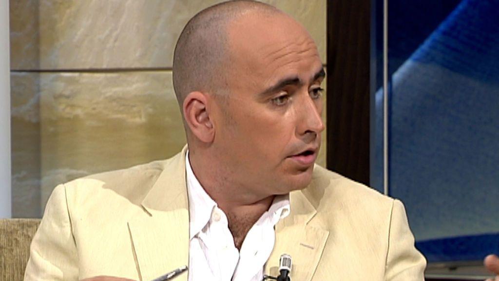 La primera vez de Diego Arrabal en Telecinco
