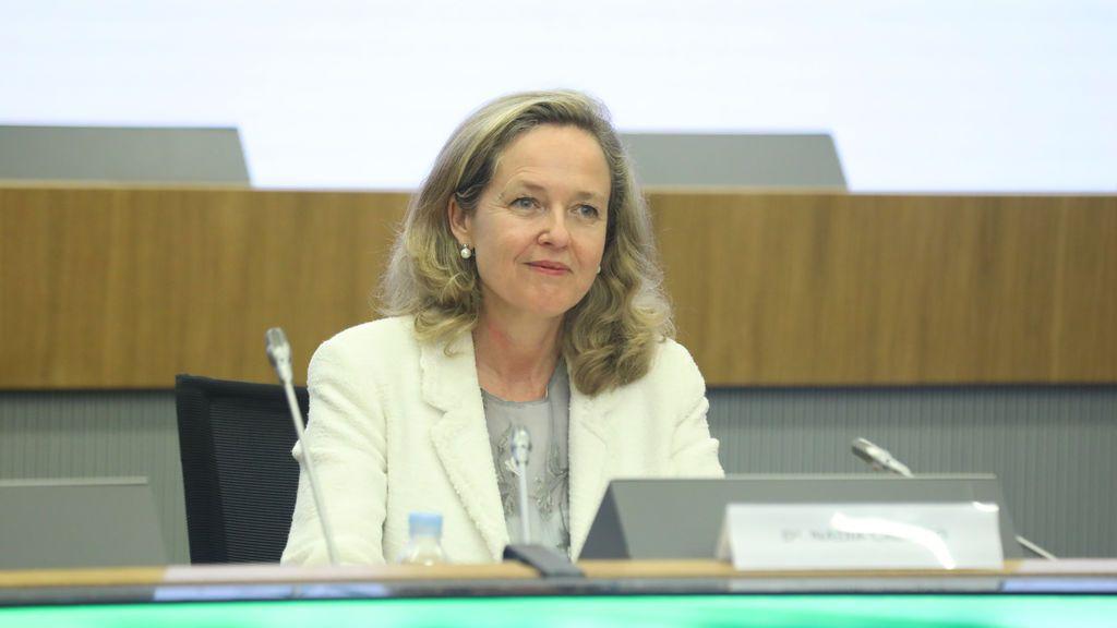 Nadia Calviño, vicepresidenta de Asuntos Económicos