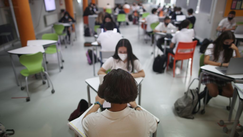 Una profesora de San Sebastián se salta la cuarentena para ir a dar clase