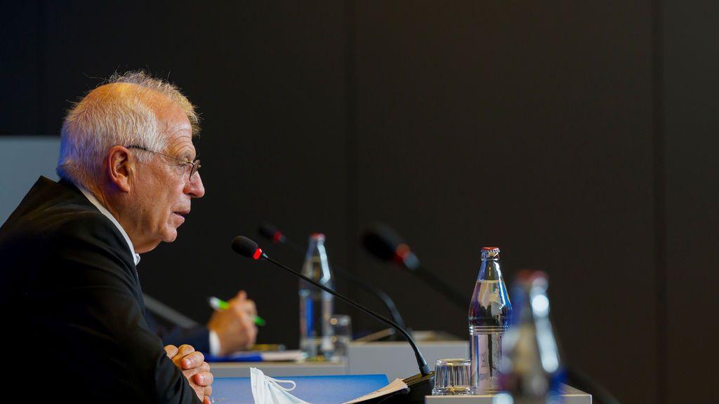Los ministros de Exteriores de la 27 respaldan la mediación de Borrell en Venezuela