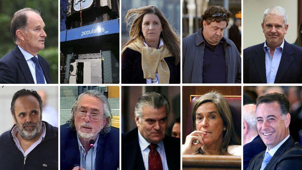 Sentencia Gürtel: así quedan las condenas definitivas de los principales  implicados en la trama