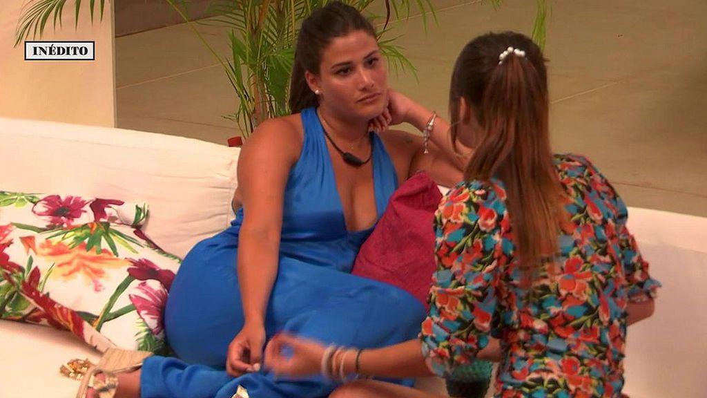 Marta confiesa que tonteó con Alessandro Livi