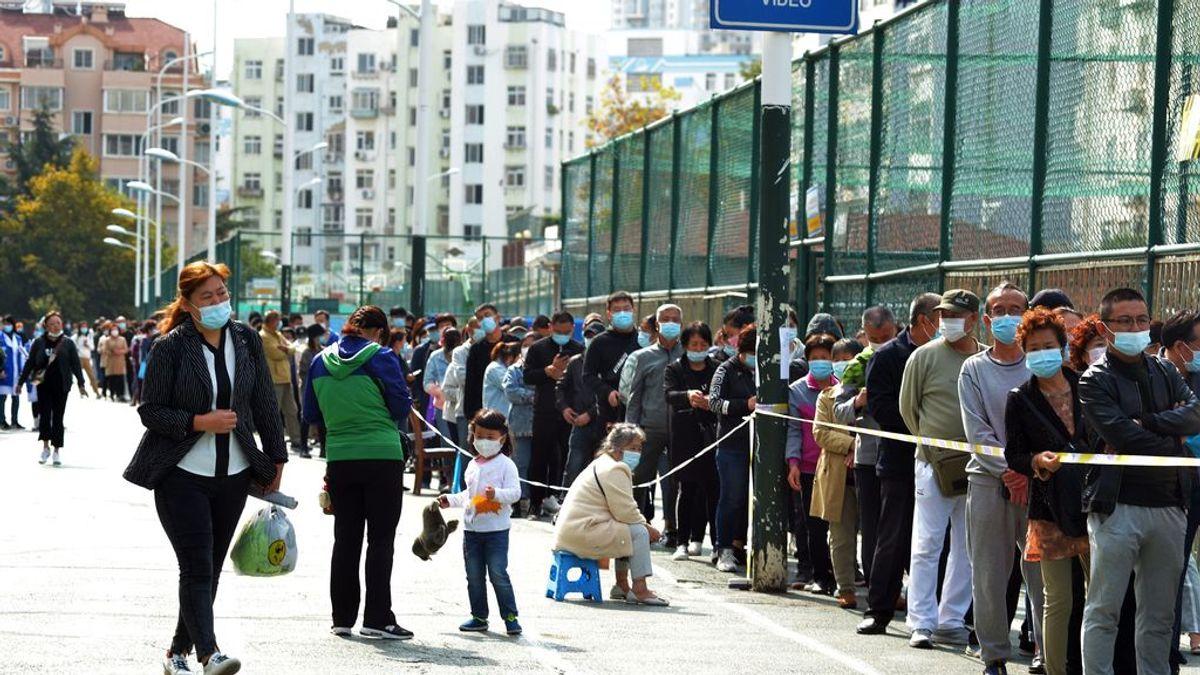 Test masivos de coronavirus en la ciudad china de Qingdao: tres millones de pruebas y ningún positivo