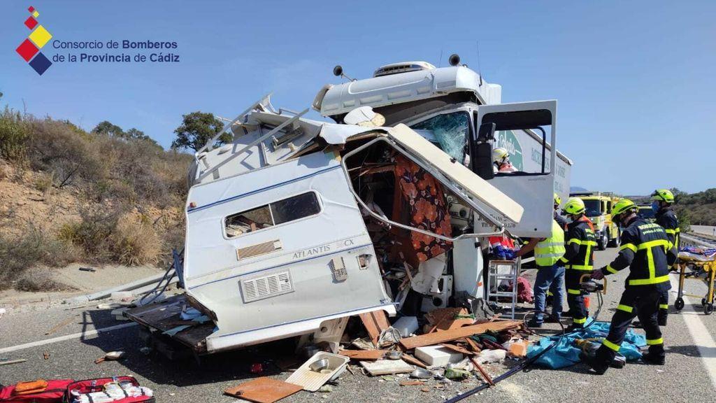 El asesino machista de la autocaravana de Cádiz fue detenido antes por agredir a agentes