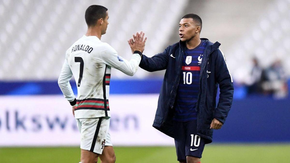 Al-Khelaïfi elige a Cristiano Ronaldo para sustituir a Mbappé: en el PSG dan por hecho que fichará por el Real Madrid