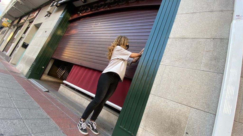 Los bares de Verín (Ourense) cierran voluntariamente para tratar de frenar los contagios
